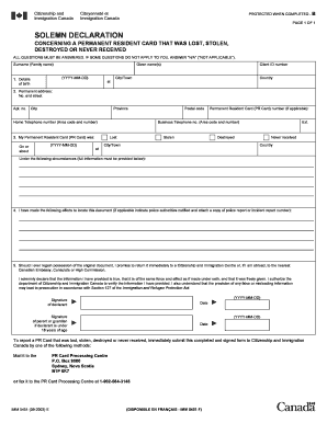 application form of canadian citizenship