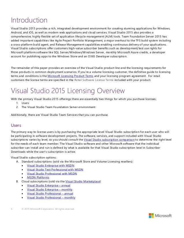 delivering continuous value with visual studio application lifecycle management