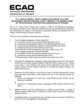 application for electrical contractors license