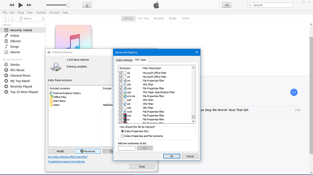 share itunes library xml with other applications