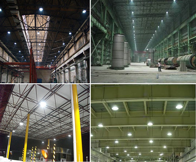 led lighting for industrial applications